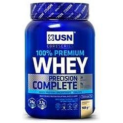 100% Premium Whey Protein Cinnamon Bun 908g