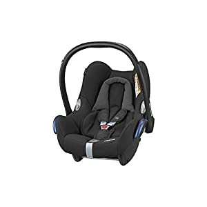 Maxi Cosi CabrioFix Baby Car Seat Group 0+, ISOFIX, 0-12 Months, 0-13 kg, Nomad Black   14