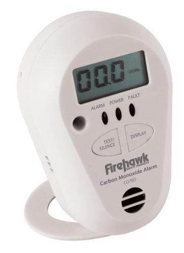Fireblitz CO7BD CO Alarm 1