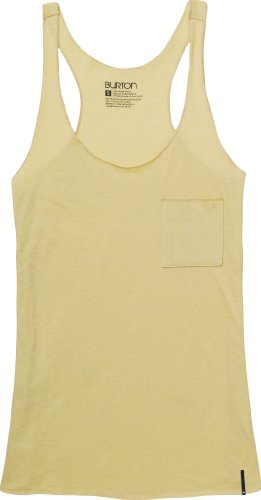 Burton Damen Tank Top Women's Piper Heather Mellow Yellow