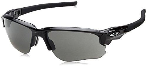 Oakley Herren Flak Draft Sonnenbrille, Schwarz (Negro), 0