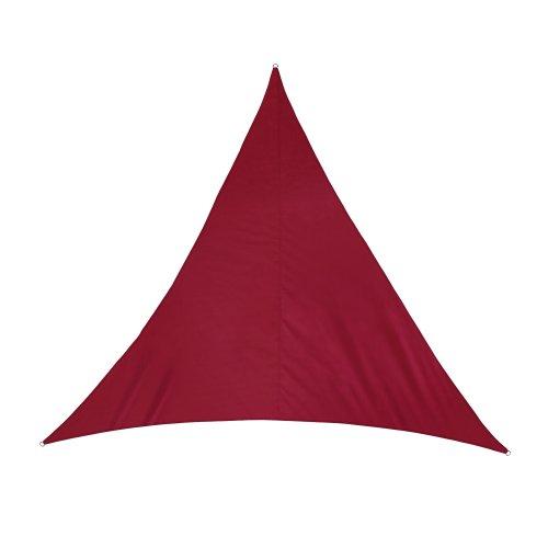 jarolift-sonnensegel-dreieck-wasserabweisend-300-x-300-x-300-cm-weinrot