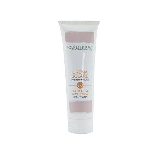 Equilibrium – Cosmétique naturel Crème solaire protection haute 150 ml bio
