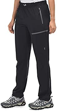 Little Donkey Andy Women's Stretch Quick Dry Hiking Cargo P