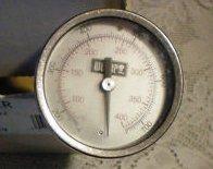 Weber 60393Genesis/Summit Thermometer Ohne Tab -