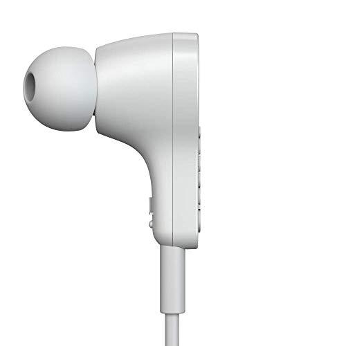 Pioneer SE-LTC3R-W Smarter Lighting-Kopfhörer mit Noise Cancelling und niedriegem Stromverbrauch, Auto Pause, Smart Button weiß thumbnail