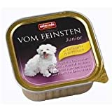 Animonda Dog v. Fein. Junior Geflügel & Putenherz 150g