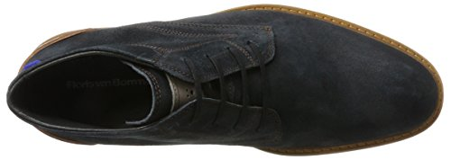 Floris van Bommel Herren 10907 Klassische Stiefel Blau (Blue)