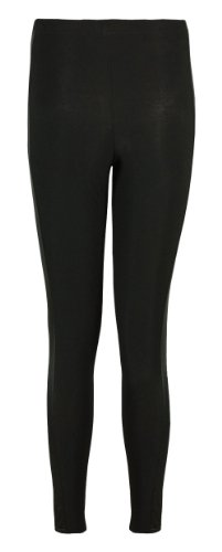 Fast Fashion Leggings da donna con stampa tribale animale leopardo zebra Tie Dye. PVC Seitenwand