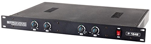 Pronomic P-154E Endstufe - Power-amp-rack