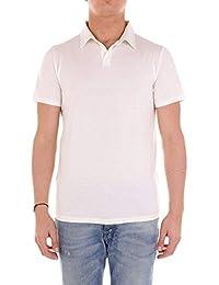 1d3a94598bfeb Kaos Homme KP2NT045WHITE Blanc Coton Polo