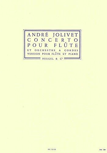 Andre Jolivet - Concerto pour Flte et Or...