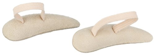 Berkemann Zehenkissen M rechts Schuhpads, Beige (beige), M