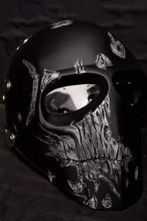 ARMY OF TWO DARK LORD AIRSOFT MASCARA PROTECTORA GEAR SPORT PARTY FANCY EXTERIOR GHOST MASCARAS BB GUN