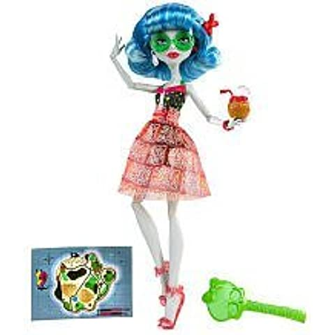 Monster High Skull Shores Doll - Ghoulia Yelp by Mattel