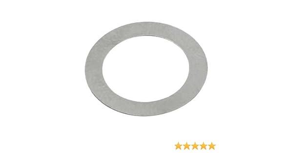 Reidl Pa/ßscheiben 17 mm DIN 988 Stahl blank 10 St/ück