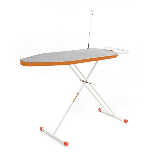 Bathla X-Press Lite Ironing Board/Stand with Stepless Height Adjustment + 2 Year Warranty