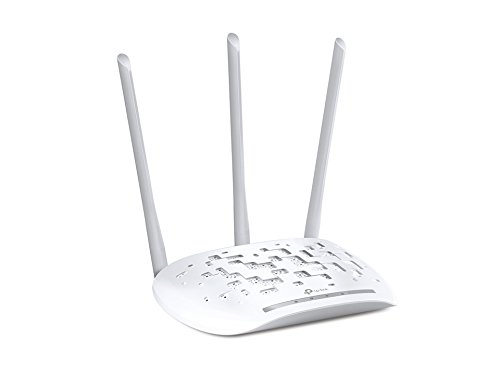 TP-Link TL-WA901ND V5.0 Access Point Wireless, 450 Mbps, 3 Antenne Esterne, WPS, PoE