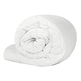 Luxury 16.5 Tog Winter Warm Extra Full Hollowfibre Duvet Quilt - DOUBLE - MADE IN THE UK