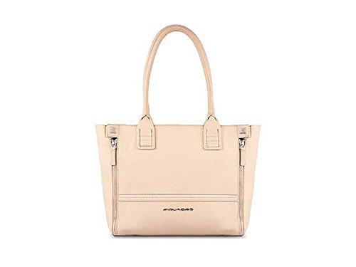 Shopping bag orizzontale con espansione linea Deneb