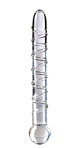 icicles-no1-textured-spiral-clear-glass-dildo