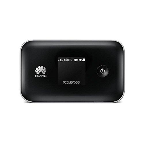 HUAWEI E5377T 4G LTE Cat4 Mobile Hotspot Access Point schwarz