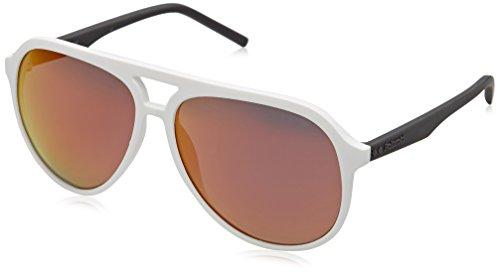 Polaroid Herren PLD-2048-S-6HT-OZ Sonnenbrille, Weiß (Blanco), 59