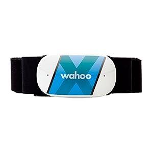 Wahoo TICKR X Herzfrequenzmesser mit Speicher, Bluetooth/ANT+