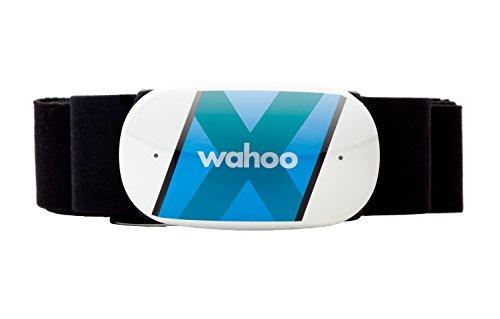 Wahoo fitness TICKR X Tracker d'activité avec cardiofréquencemètre et mémoire pour iPhone/Android