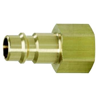 KS Tools 515.3494Raccord avec filetage intérieur en laiton, 10x 24mm