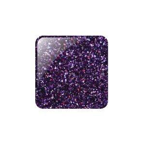 Glam et paillettes glits couleur acrylique poudre 56 g/60 ml – 42 Noir Berry