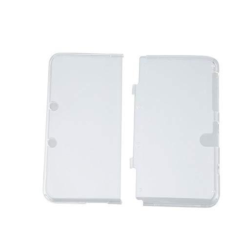 laonBonnie Klar Gummi TPU Soft Gel Spiel schutzhülle für Nintendo 3ds XL