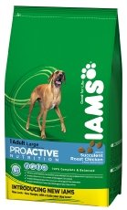 Iams Dog Adult Large Breed 15 Kg from Procter & Gamble UK