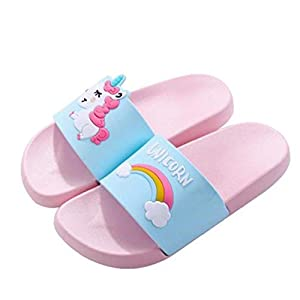 Unicornio Zapatillas para Niños Niñas