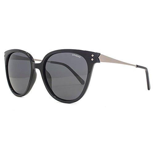 polaroid-lunettes-de-soleil-cateye-en-ruthnium-noir-polaris-pld-4047-s-cvs-54-54-grey-polarised