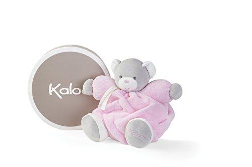 Kaloo Plume - Peluche Orsetto 25 cm, Rosa, K969556