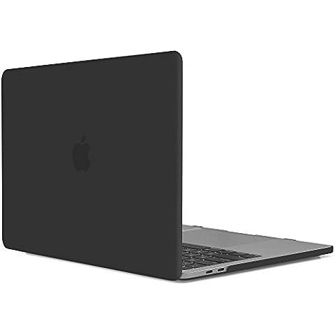 iDOO Coque Rigide en Mat givré en caoutchouc [Pour 2016 MacBook Pro 15 pouces: A1707] (Custodia Protettiva In Gomma)