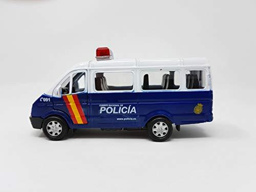 3542 PLAYJOCS - FURGON BUS POLICIA NACIONAL