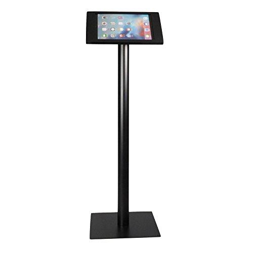 Arktis Bodenständer kompatibel mit iPad Air, Sir James Expo Pro Ständer - schwarz