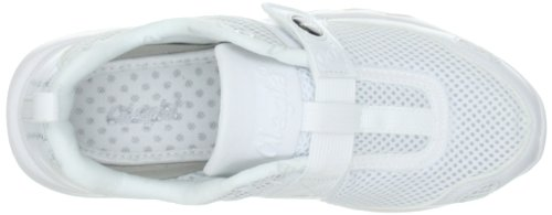 Glagla Classic, Baskets mode mixte adulte Blanc (001 White)