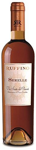 6x 0,375l - 2013er - Ruffino - Serelle - Vin Santo del Chianti D.O.C. - Toscana - Italien - Weißwein süß - Dessertwein