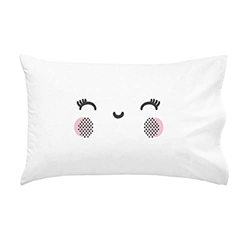 Oh, Susannah Pink Cheeks Pillowcase/Taies d'oreillers for Youth or Toddler