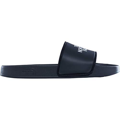 North Face M BC Slide II, Zapatos de Playa y Piscina para Hombre, Multicolor Black/TNF White 000, 44.5...