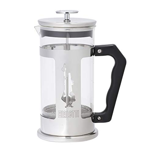 BIALETTI - Cafetière à Piston French Press Preziosa - 1L