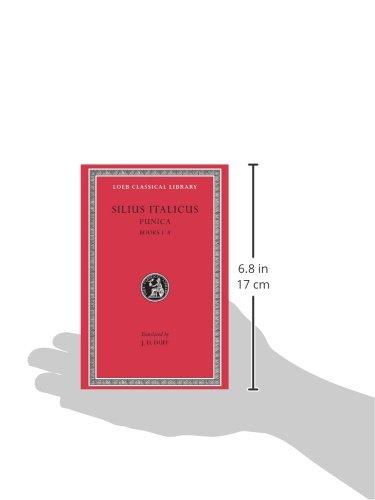 Punica, Volume I: Books 1-8: Bks.I-VIII v. 1 (Loeb Classical Library)