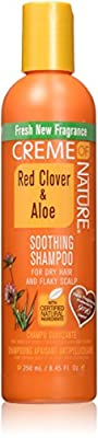 Creme of Nature Shampoo Soothing Red Clover & Aloe 250 ml - Read Reviews