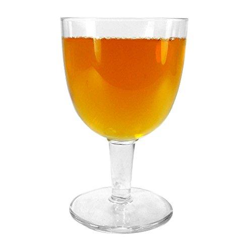 Tuff Luv Craft Beer / Ale Abbey Bierglas / Gläser / Barbedarf - 418ml (14.25oz)