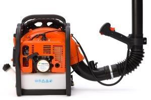 Timberpro Kraftvol 65ccm Motor benzin-Laubbläser - Rückenlaubbläser