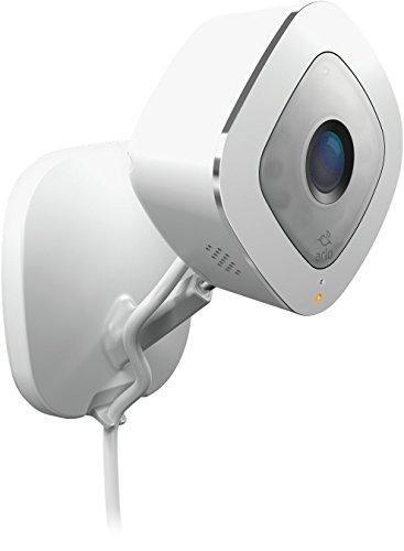 Netgear Arlo Q VMC3040-100PES Smart Home HD-Überwachungskamera (2-Wege-Audio - 2