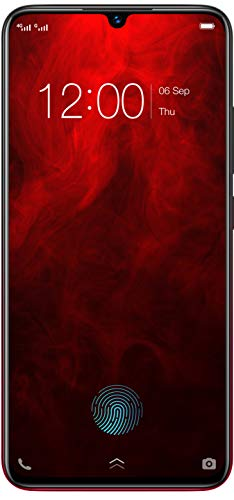 Vivo V11 Pro 1804 (Supernova Red, 6GB RAM, 64GB Storage) with Offer